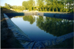Bâche bassin EPDM 1.20 mm