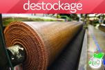 Déstock toile de paillage bio 130 g / m²