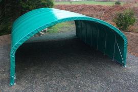 Multi-abri largeur 6 m Pro