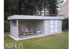 Abri ARHUS 28 mm, 7.6 m²