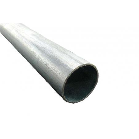 Tube acier brut