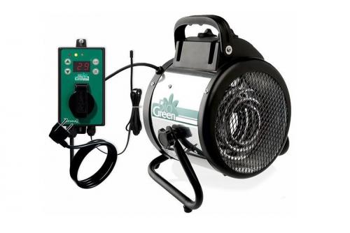 Chauffage éléctrique 2 kW