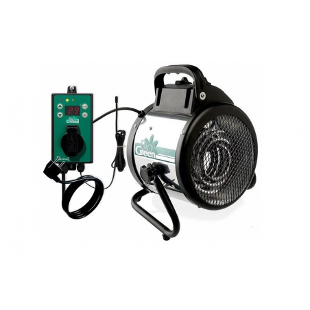 Chauffage à thermostat 2000 W