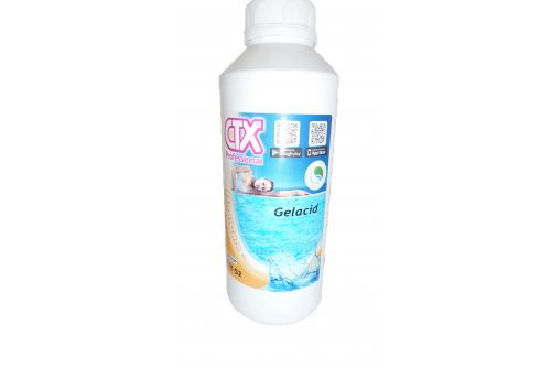Nettoyant ligne d'eau en gel - bidon 1L