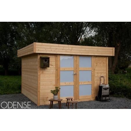Abri ODENSE 28 mm, 8.6 m²