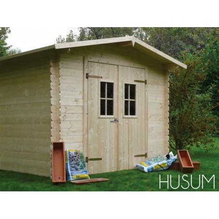 Abri HUSUM 19 mm, 3.1 m²