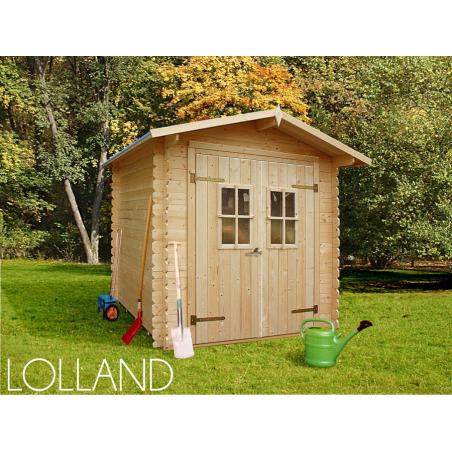 Abri LOLLAND 19 mm, 3.4 m²