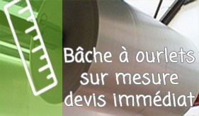 Calculateur de bâches de serres sur-mesure