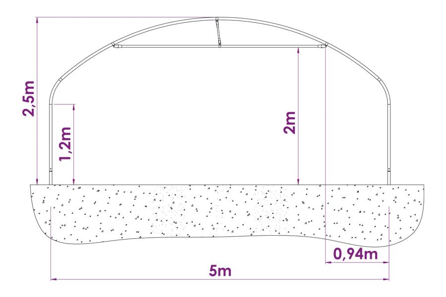 Schema tunnel professionnel