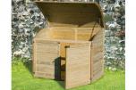 Coffre de rangement 1 m²
