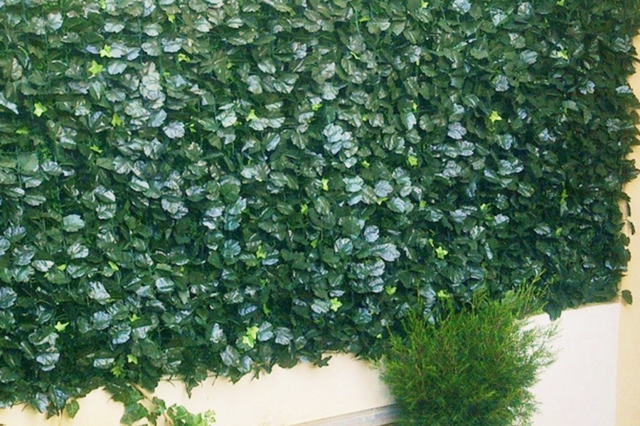 Feuillage artificiel duo - Jardin Couvert