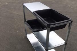 Table de rempotage modulable
