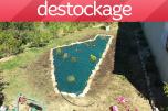 Déstock toile de paillage 90 g / m²