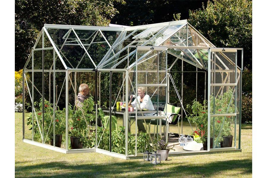 Serre Jardin D Hiver Orangerie Jardin Couvert