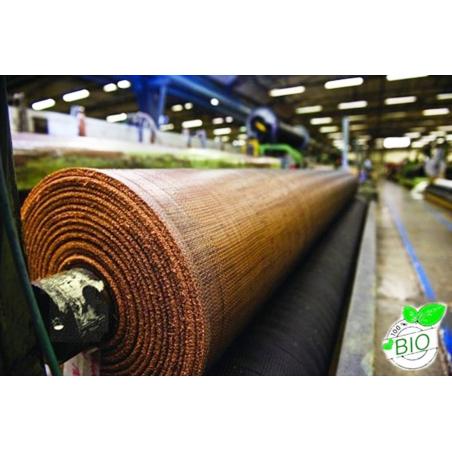 Toile de paillage bio 130 g / m²