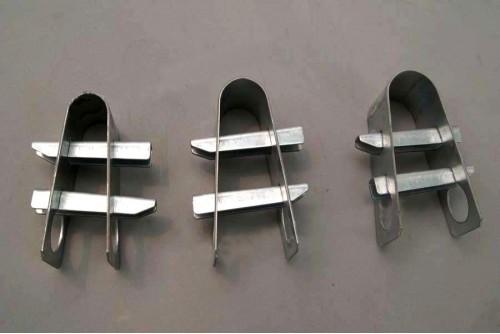 Collier 1 ou 2 clavettes