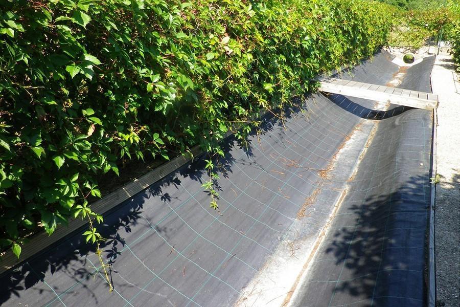 Toile De Paillage 130 G M Jardin Couvert