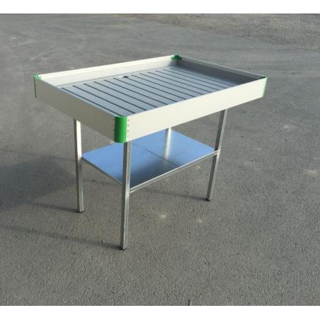 Table de Culture SVL 0,80 m  x 1,20 m Fond Subirrigant