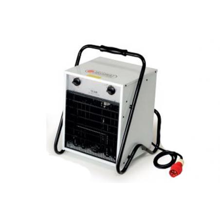 Chauffage électrique air pulsé