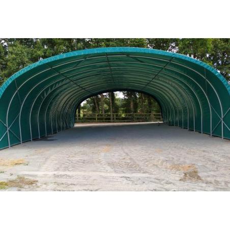 Multi-abri largeur 9.60 m