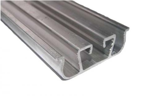 Barre à clips Aluminium 2m...