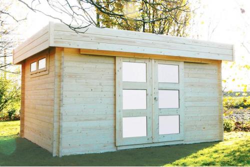 Abri VIBORG 40 mm, 11.8 m²