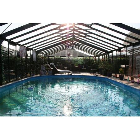 Abri de piscine Euro Plus
